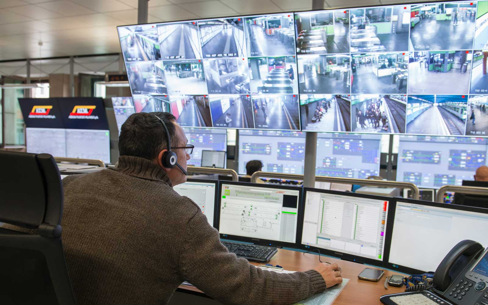 video-monitoing