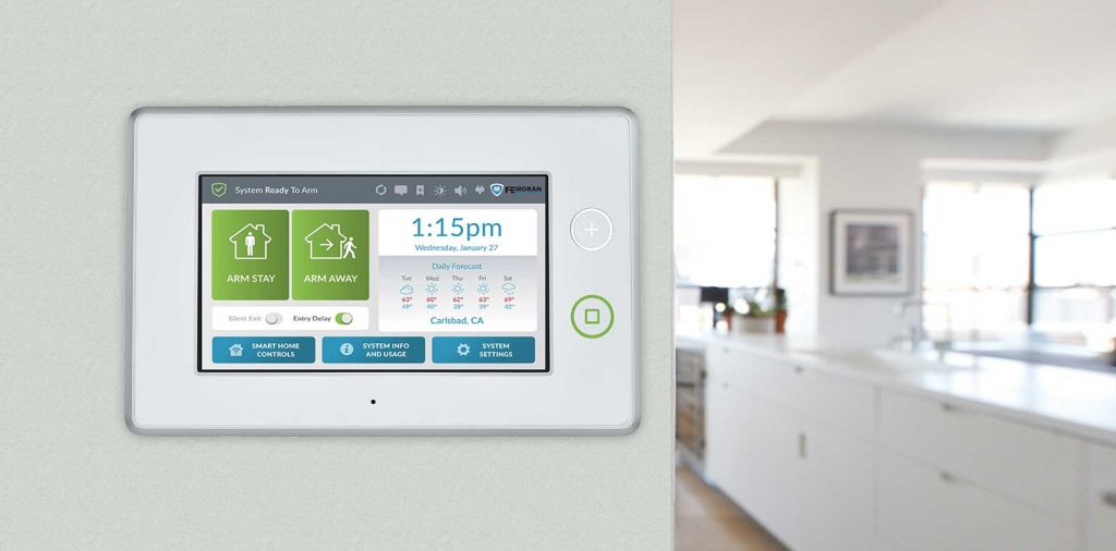 Are Wireless Home Alarm Keypads Better Than Wired Park Security