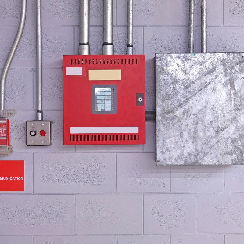 VESDA Fire Alarm